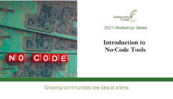 Introduction to No-Code Tools @ Online
